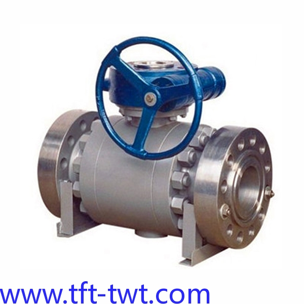 Q347F涡轮固定式球阀